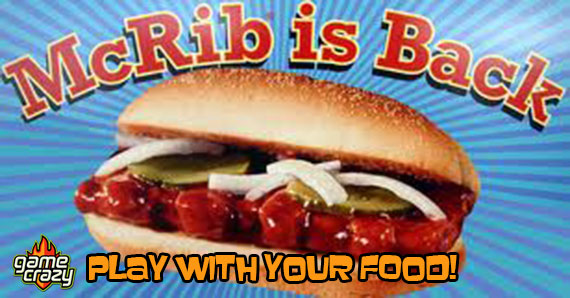 mcrib feature