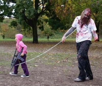 zombie father