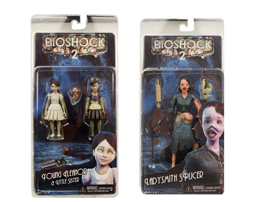 bioshock series 2 packaging