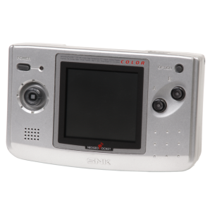 The Neo Geo Pocket was a good way to play Neo Geo classics on the go, but it just wasn't the same, even with the later release of a color version.
