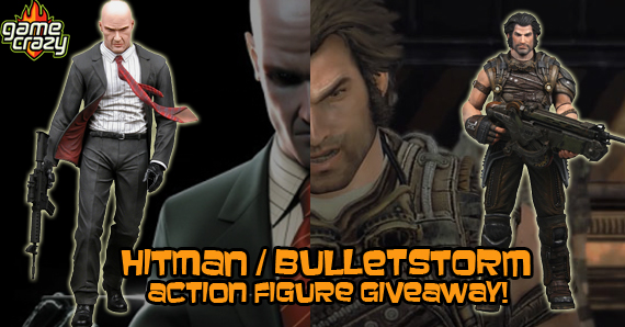 hitman bulletstorm figures feature copy