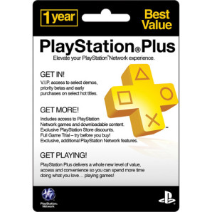 A 12-month membership to PlayStation Plus currently costs $49.99 in the PlayStation Store.