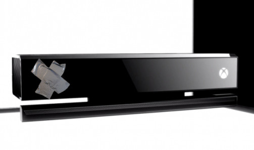Worried about the all-seeing Kinect camera? Problem solved.