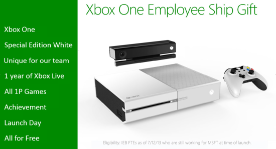 Make sure you read the fine print -- even some Microsoft employees aren't eligible for this awesome deal.
