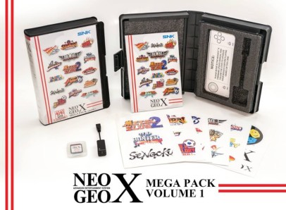 The recently released Mega Pack Volume 1 and Classics Volumes 1-5 came packaged with a firmware update loaded on the new game cards. A new charger cable/upgrade cable was also included.