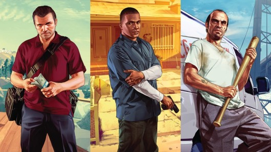 If you find yourself becoming emotionally attached to any of these guys when you play GTA V, put your controller down and seek help immediately.