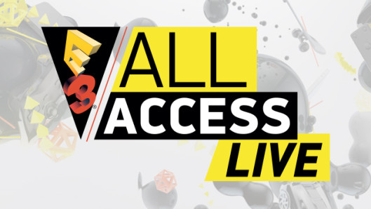 "Spike TV's ""All Access"" is the only place to see all the big presentations, press conferences, and console launches on TV."