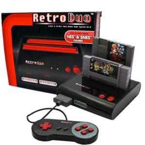 Retro-bit's Retro Duo