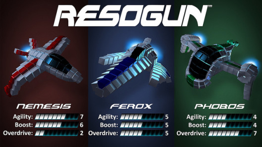 What Resogun has done for the PS4 with only 3 ships and 5 levels is nothing short of amazing.