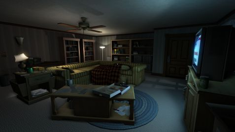 Gone Home will spook you out more than Mario, surely.